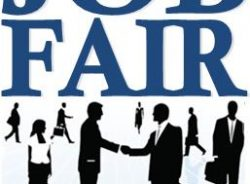 Employers: Participate in a Job Fair on October 9th